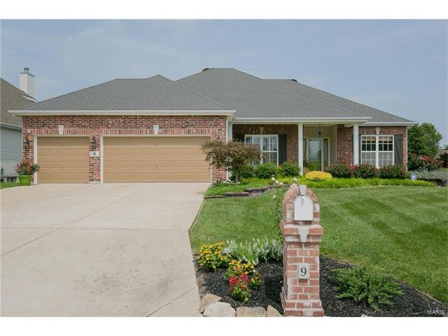 9 Twin Creek, Dardenne Prairie, MO 63368