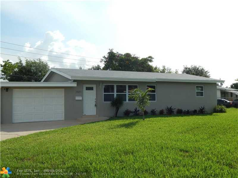 3581 SW 16th Ct, Fort Lauderdale, FL 33312