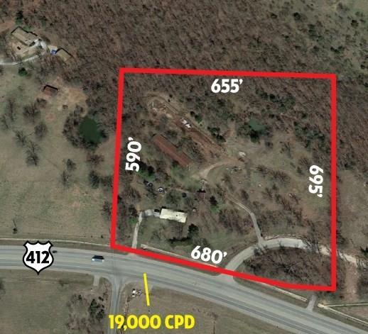 4968 Tower RD, Springdale, AR 72764