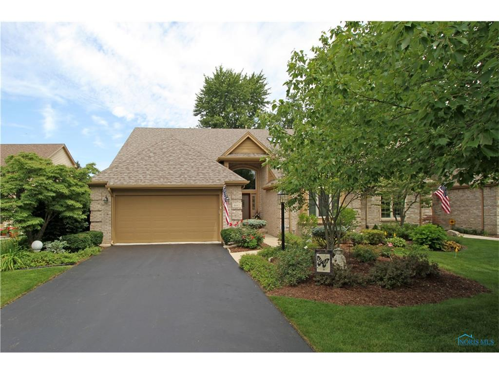 8642 Quail Hollow Court, Holland, OH 43528