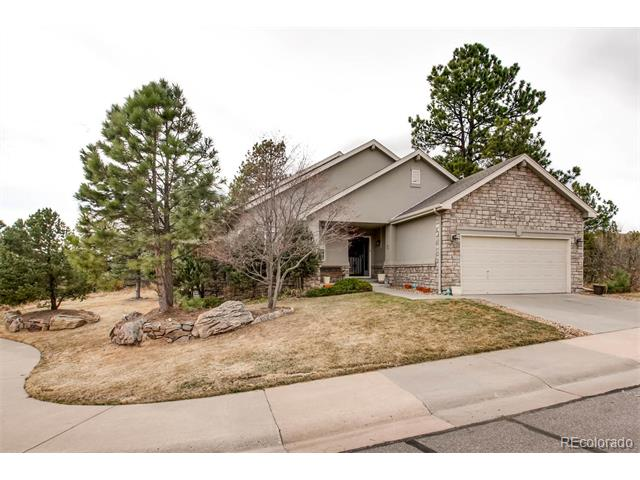 7649 Pineridge Terrace, Castle Pines, CO 80108