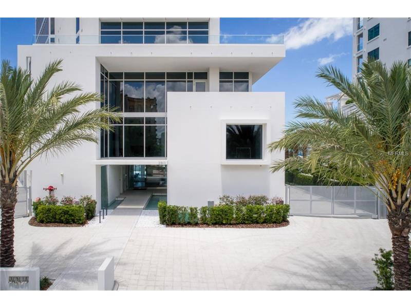 280 GOLDEN GATE POINT Grand Residence, SARASOTA, FL 34236