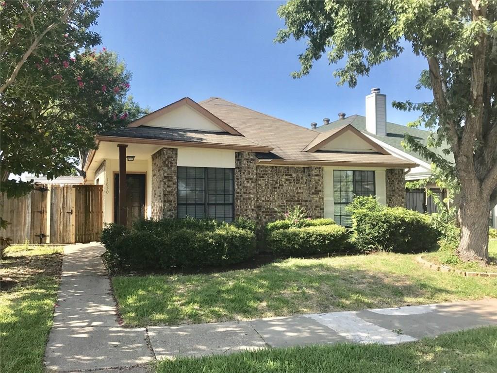 1630 Doubletree Drive, Mesquite, TX 75149