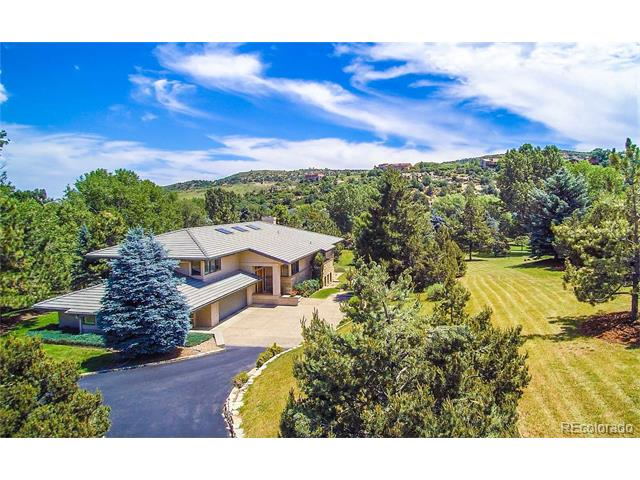 5884 Meadowbrook Drive, Morrison, CO 80465