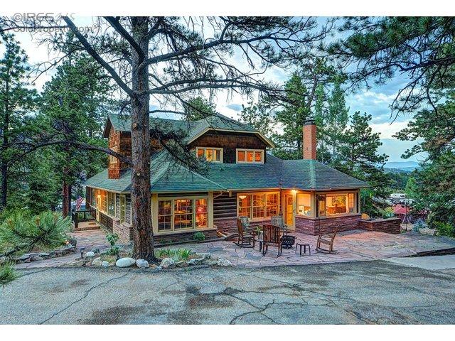 1060 Marys Lake Rd Estes Park CO 80517 US Home For Sale