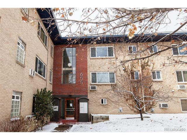 655 Washington Street 4A, Denver, CO 80203
