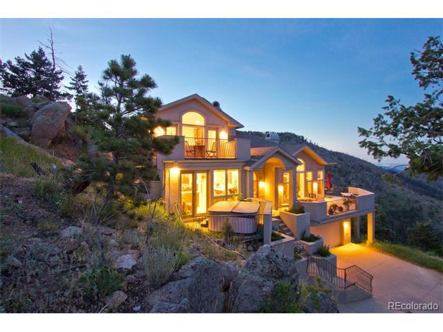 7400 Sunshine Canyon Drive, Boulder, CO 80302