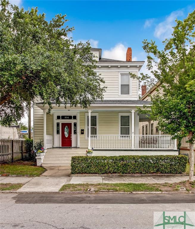 314 W 35th Street, Savannah, GA 31401