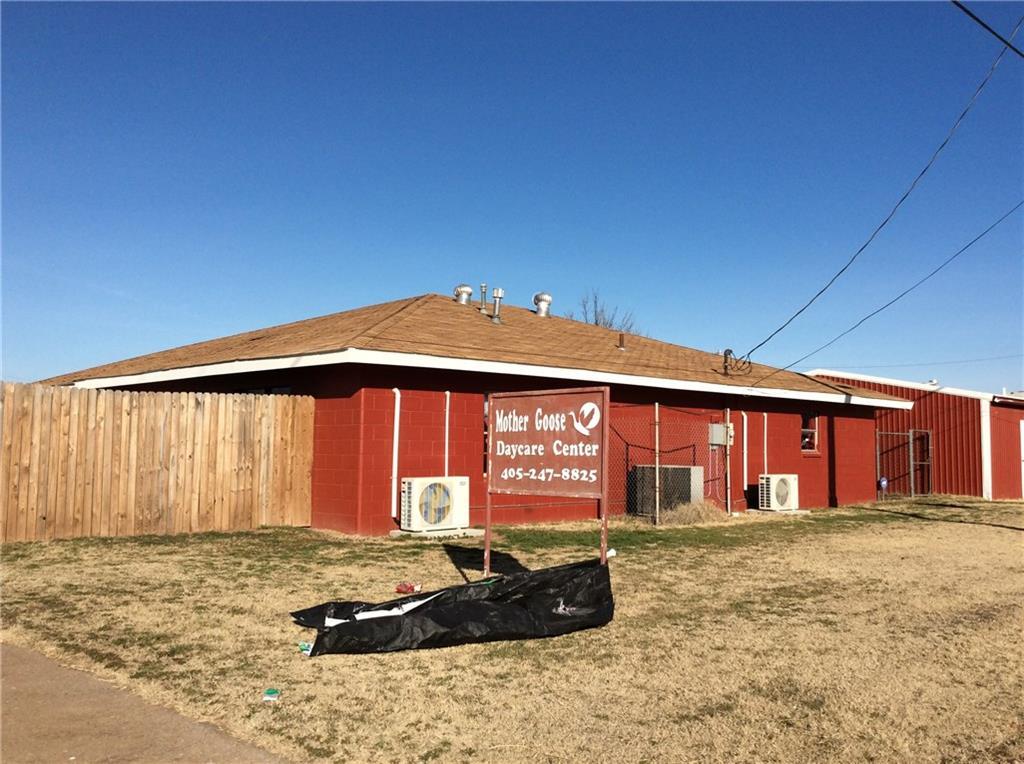 215 E Oklahoma, Anadarko, OK 73005