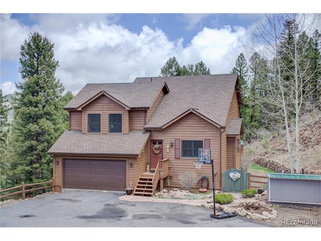 25587 Red Cloud Drive, Conifer, CO 80433