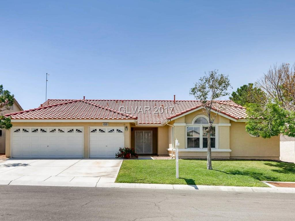 6581 CADDINGTON Avenue, Las Vegas, NV 89110