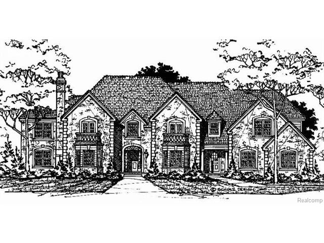 6303 Withers Way Court, Grand Blanc Twp, MI 48439