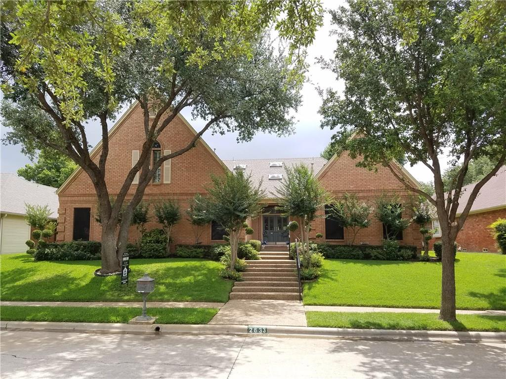 2633 Brookside Drive, Irving, TX 75063