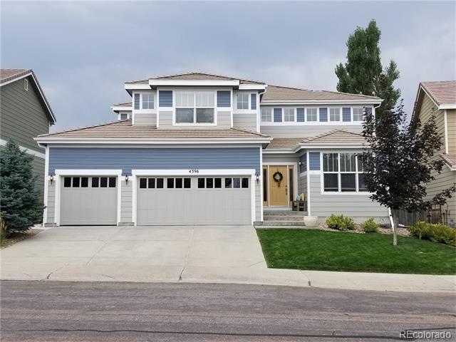 4396 Kellwood Drive, Castle Rock, CO 80109