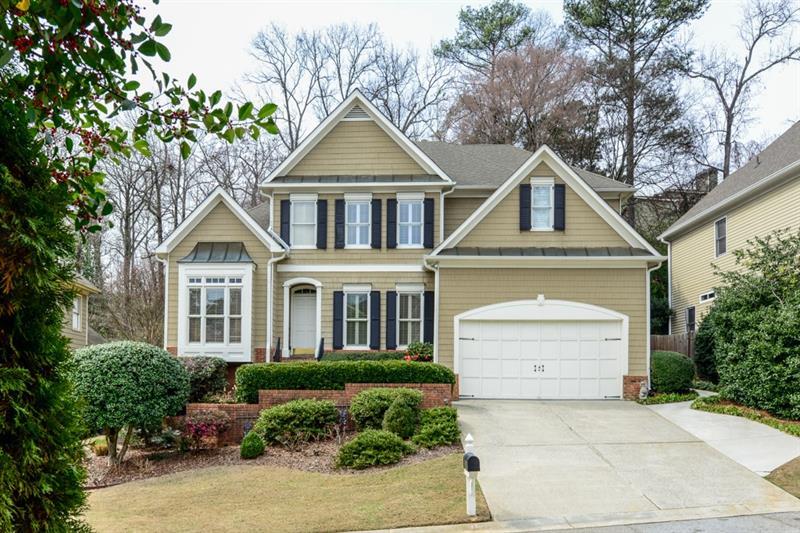 2744 SE Brookgrove Court, Atlanta, GA 30339