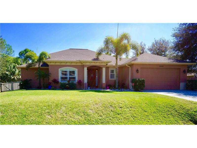 3046 AMBROSIA TERRACE, NORTH PORT, FL 34286