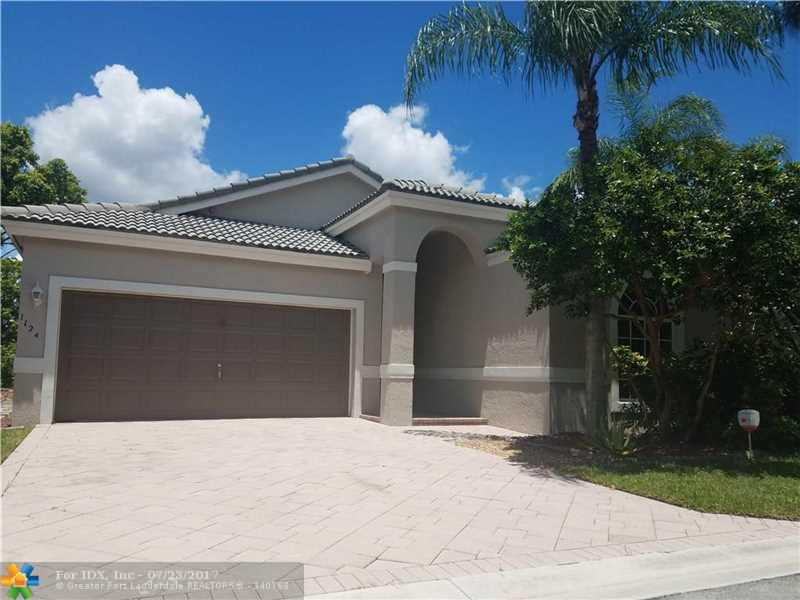 1124 NW 117th Ave, Coral Springs, FL 33071