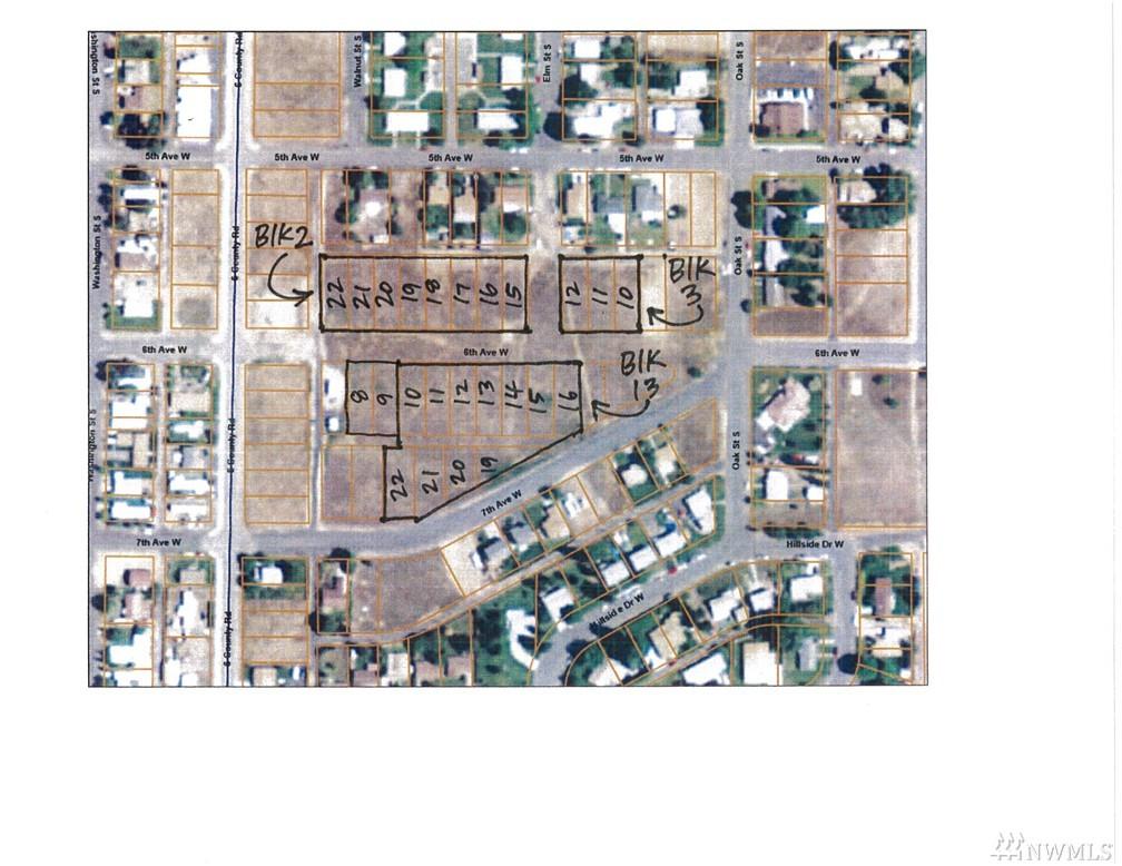 S Elm Ave, Warden, WA 98857
