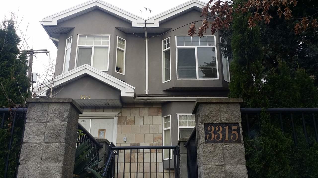 3315 E BROADWAY, Vancouver, BC V5M 2A1