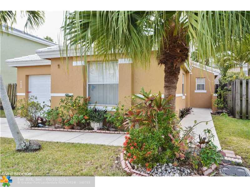 6438 Amberjack Ter, Margate, FL 33063