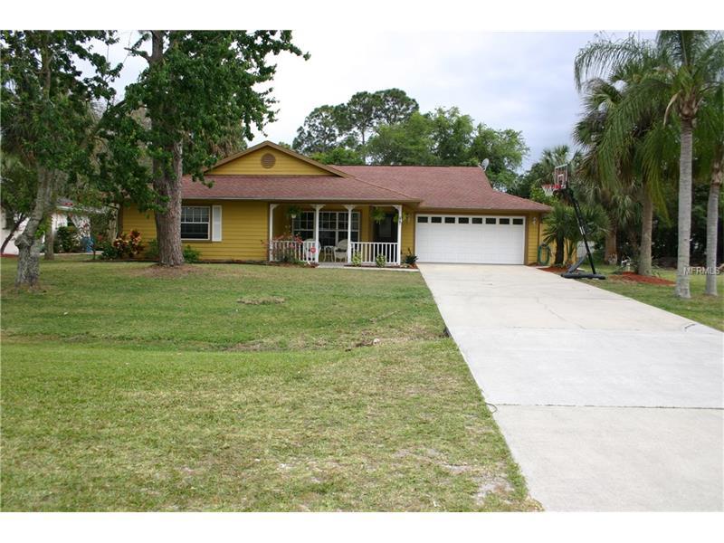 2781 W PRICE BOULEVARD, NORTH PORT, FL 34286