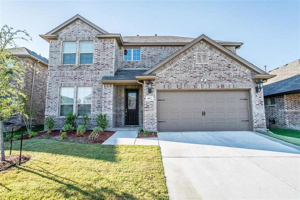 817 Mist Flower Drive, Little Elm, TX 75068