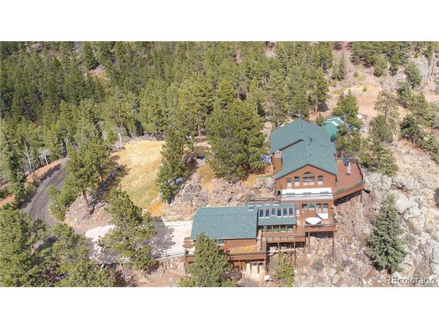 850 Lair Lane, Bailey, CO 80421