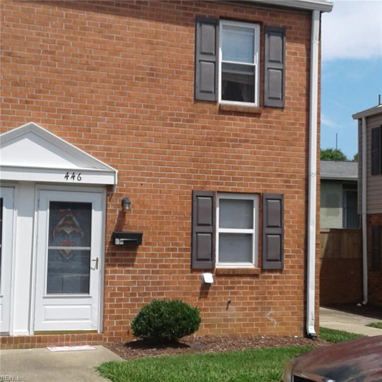 446 BRITNIE CT, Newport News, VA 23602