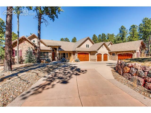 4660 Saxton Hollow Road, Colorado Springs, CO 80908
