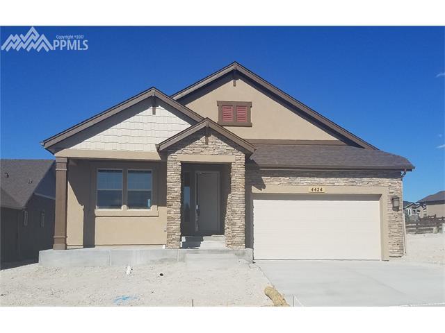 4424 Portillo Place, Colorado Springs, CO 80924