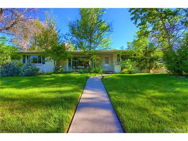 389 W Fair Avenue, Littleton, CO 80120