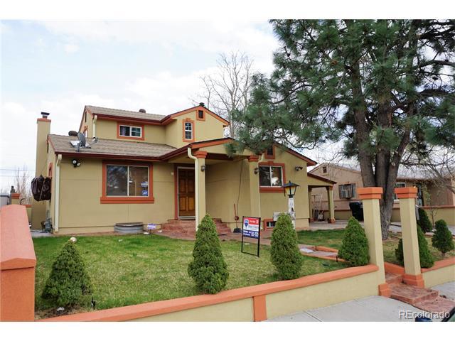 1580 S Dale Court, Denver, CO 80219