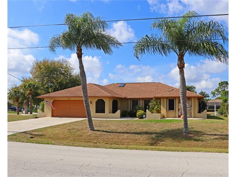 4139 CORN STREET PORT CHARLOTTE, Florida