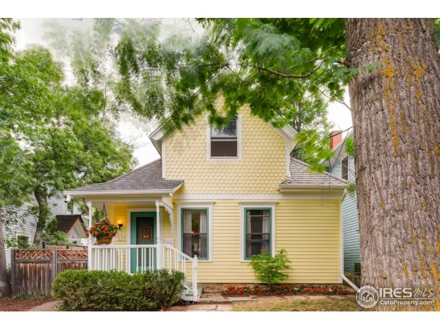 516 Maxwell Ave, Boulder, CO 80304