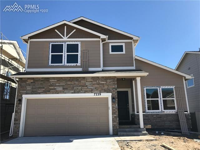 7239 Cedar Brush Court, Colorado Springs, CO 80908