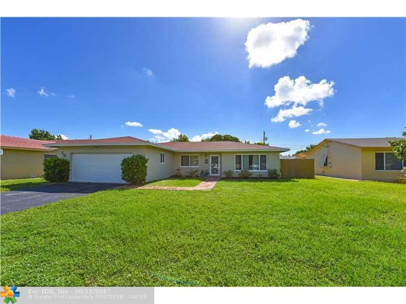 232 NW 42nd Ter, Plantation, FL 33317