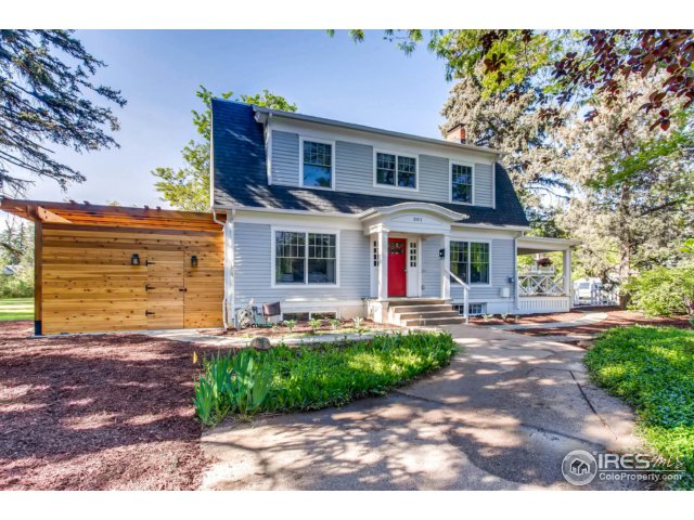 301 E Prospect Rd, Fort Collins, CO 80525