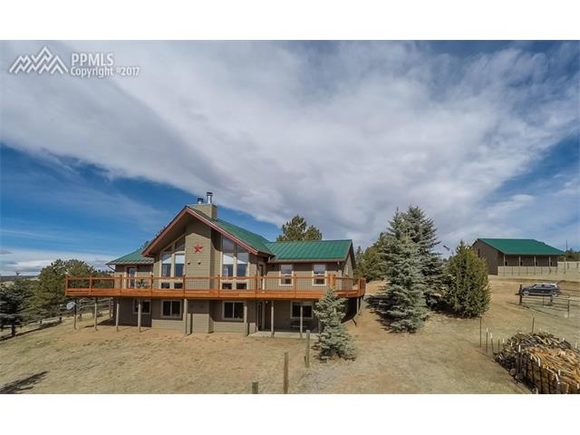 904 Old Ranch Road, Florissant, CO 80816