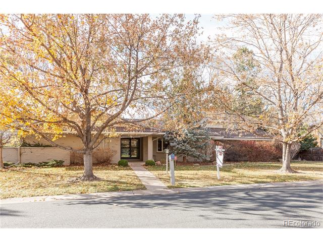 3921 S Clermont Street, Englewood, CO 80113