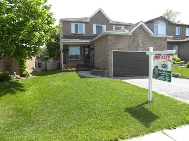 1089 Glenanna Rd, Pickering, ON L1V 5B5