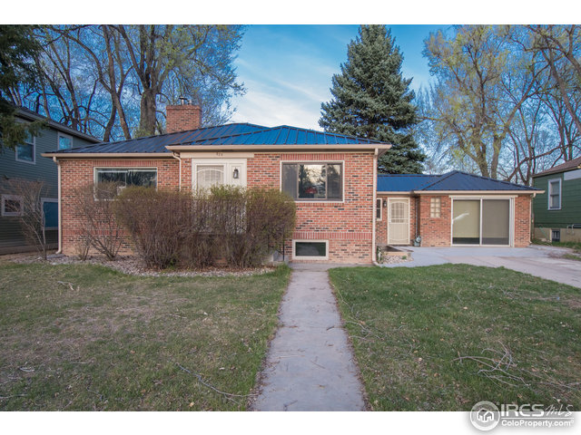 520 S Grant Ave, Fort Collins, CO 80521