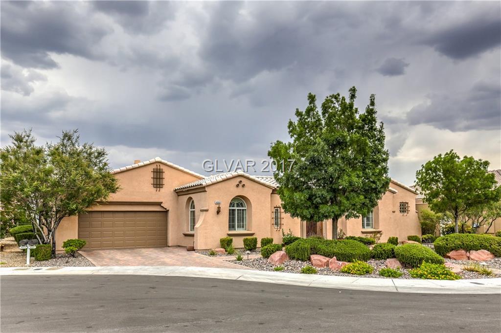 4980 PENSIER Street, Las Vegas, NV 89135