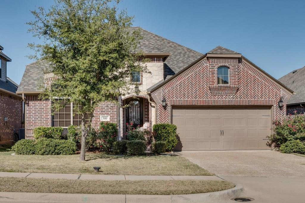 500 Osage Drive, McKinney, TX 75071