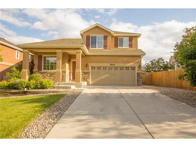 4314 Centerville Drive, Colorado Springs, CO 80922