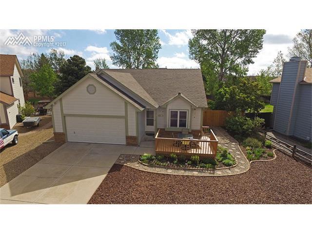 8135 Tulip Tree Court, Colorado Springs, CO 80920