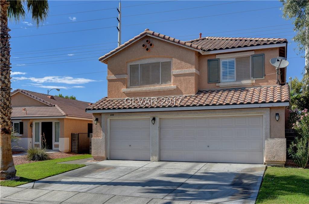 640 S BERESFORD Avenue, Las Vegas, NV 89123