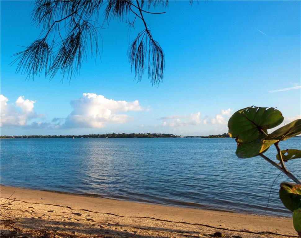 Location, Location, Location! Superlative location with direct ocean access to build your estate and dream home! 1.56 acres with 107' on the St. Lucie River, overlooking the crossroads and beautiful blue water. This lot is over 600' in depth giving you a number of options as to where to build on the site, to maximize views, closer to the water or high on the hill. The property is home to a number of beautiful mature Oaks and a majestic Banyan tree. The lot spans from the shoreline to a 27' elevation at the road. There is plenty of room to build a significant home with multiple garages and or guest cottages, or build a modest home and enjoy plenty of room to keep the toys! This ideal location is just minutes to the Inlet. Enjoy Florida's waterfront lifestyle every day!
