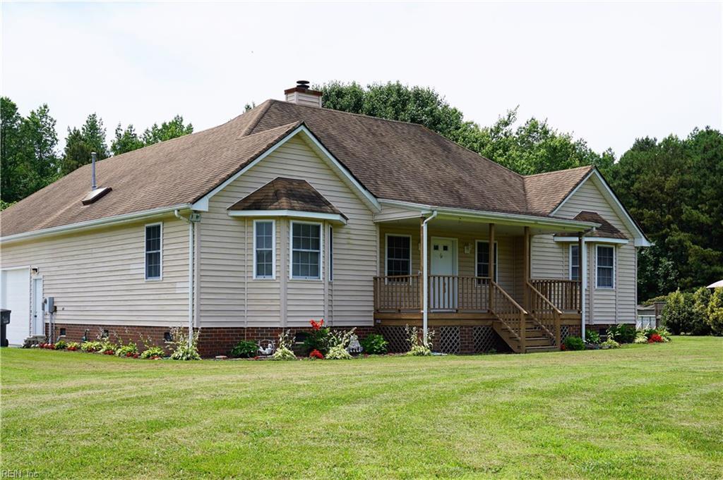 11154 OLD SUFFOLK RD, Windsor, VA 23487