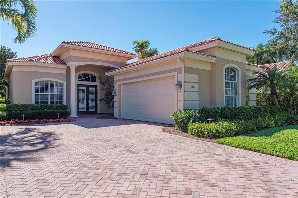 1348 Via Portofino, NAPLES, FL 34108