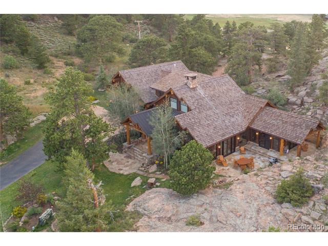 225 Shadow Mountain Court, Estes Park, CO 80517